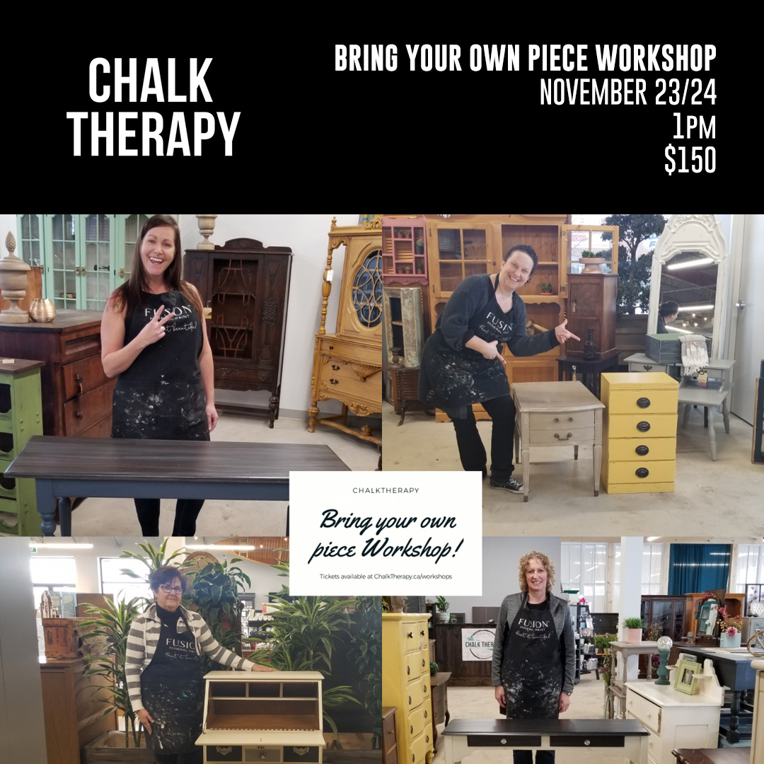 Chalk Therapy Workshop