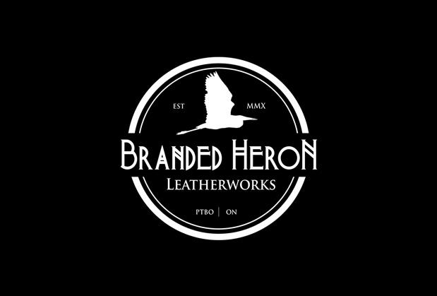 Branded Heron Leatherworks