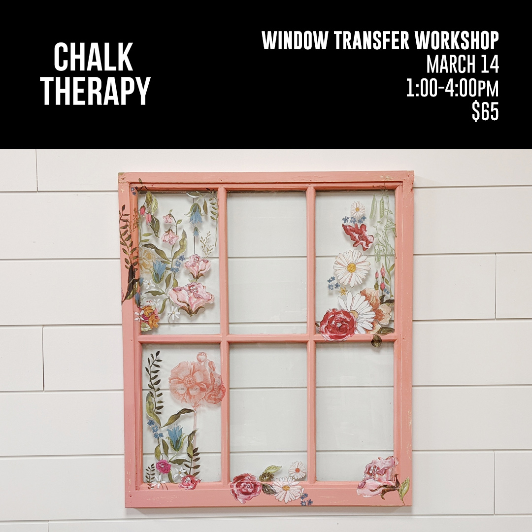 Window Transfer Workshop
